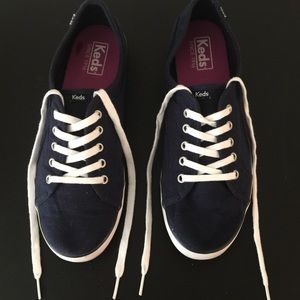 KEDS classic navy sneakers